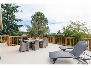 Photo 4: 4324 Ramsay Pl in VICTORIA: SE Mt Doug House for sale (Saanich East)  : MLS®# 737386
