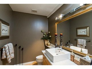 Photo 11: 14 838 TOBRUCK Avenue in North Vancouver: Hamilton Townhouse for sale : MLS®# V1095285