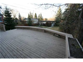Photo 15: 310 SCARBORO Avenue SW in CALGARY: Scarboro Residential Detached Single Family for sale (Calgary)  : MLS®# C3424325