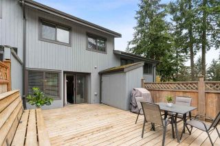 """Photo 29: 887 CUNNINGHAM Lane in Port Moody: North Shore Pt Moody Townhouse for sale in """"WOODSIDE VILLAGE"""" : MLS®# R2555689"""