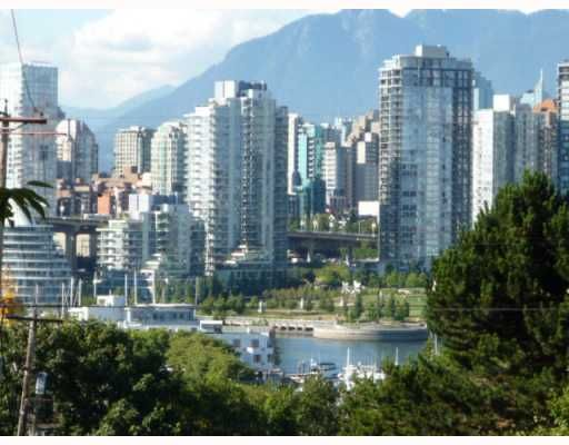 Main Photo: PH3 1195 W 8TH Avenue in Vancouver: Fairview VW Condo for sale (Vancouver West)  : MLS®# V750719