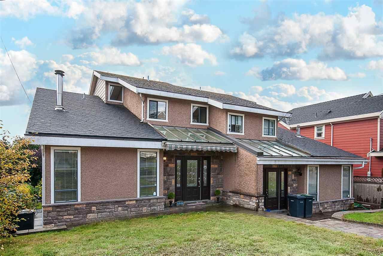 Main Photo: 922 DELESTRE Avenue in Coquitlam: Maillardville 1/2 Duplex for sale : MLS®# R2213681