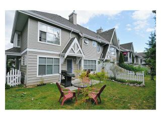 "Photo 16: 97 12099 237TH Street in Maple Ridge: East Central Townhouse for sale in ""THE GABRIOLA"" : MLS®# V843157"