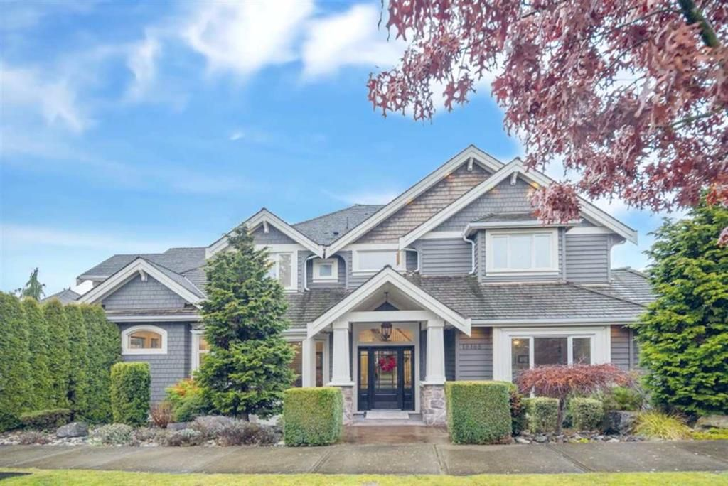 Main Photo: 16165 31 Street in South Surrey: Grandview Surrey House for sale (Surrey)  : MLS®# R2525266