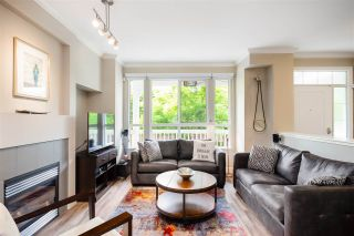 """Photo 5: 49 5999 ANDREWS Road in Richmond: Steveston South Townhouse for sale in """"RIVERWIND"""" : MLS®# R2369191"""