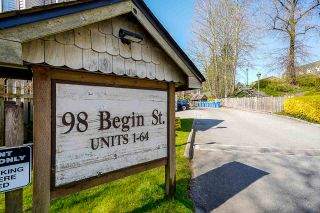 "Photo 2: 51 98 BEGIN Street in Coquitlam: Maillardville Townhouse for sale in ""LE PARC"" : MLS®# R2568192"
