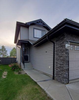 Photo 38: 64 CALVERT Wynd: Fort Saskatchewan House Half Duplex for sale : MLS®# E4247409