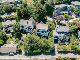 Photo 2: 2588 WALLACE Crescent in Vancouver: Point Grey House for sale (Vancouver West)  : MLS®# R2599733