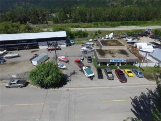 Photo 2: 202 Finlayson Street, in Sicamous: Business for sale : MLS®# 10197121