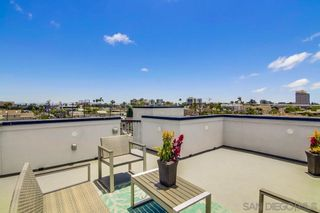 Photo 61: HILLCREST Townhouse for sale : 3 bedrooms : 160 W W Robinson Ave in San Diego