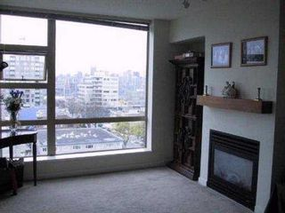 """Photo 2: 1002 1316 W 11TH AV in Vancouver: Fairview VW Condo for sale in """"THE COMPTON"""" (Vancouver West)  : MLS®# V530929"""