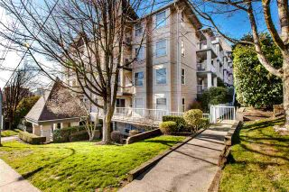 """Photo 17: 209 1035 AUCKLAND Street in New Westminster: Uptown NW Condo for sale in """"QUEEN'S TERRACE"""" : MLS®# R2438580"""