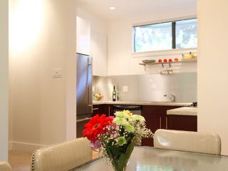 """Photo 7: 854 W 6TH Avenue in Vancouver: Fairview VW Townhouse for sale in """"BOXWOOD GREEN"""" (Vancouver West)  : MLS®# V904480"""