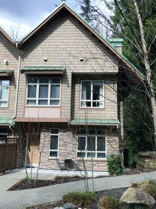 """Photo 1: 3340 MT SEYMOUR Parkway in North Vancouver: Northlands Townhouse for sale in """"NORTHLANDS TERRACE"""" : MLS®# R2150041"""