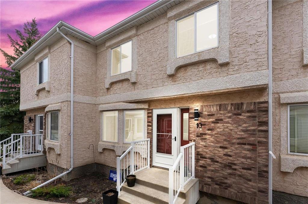 Main Photo: 10 1060 Dakota Street in Winnipeg: St Vital Condominium for sale (2E)  : MLS®# 202109498