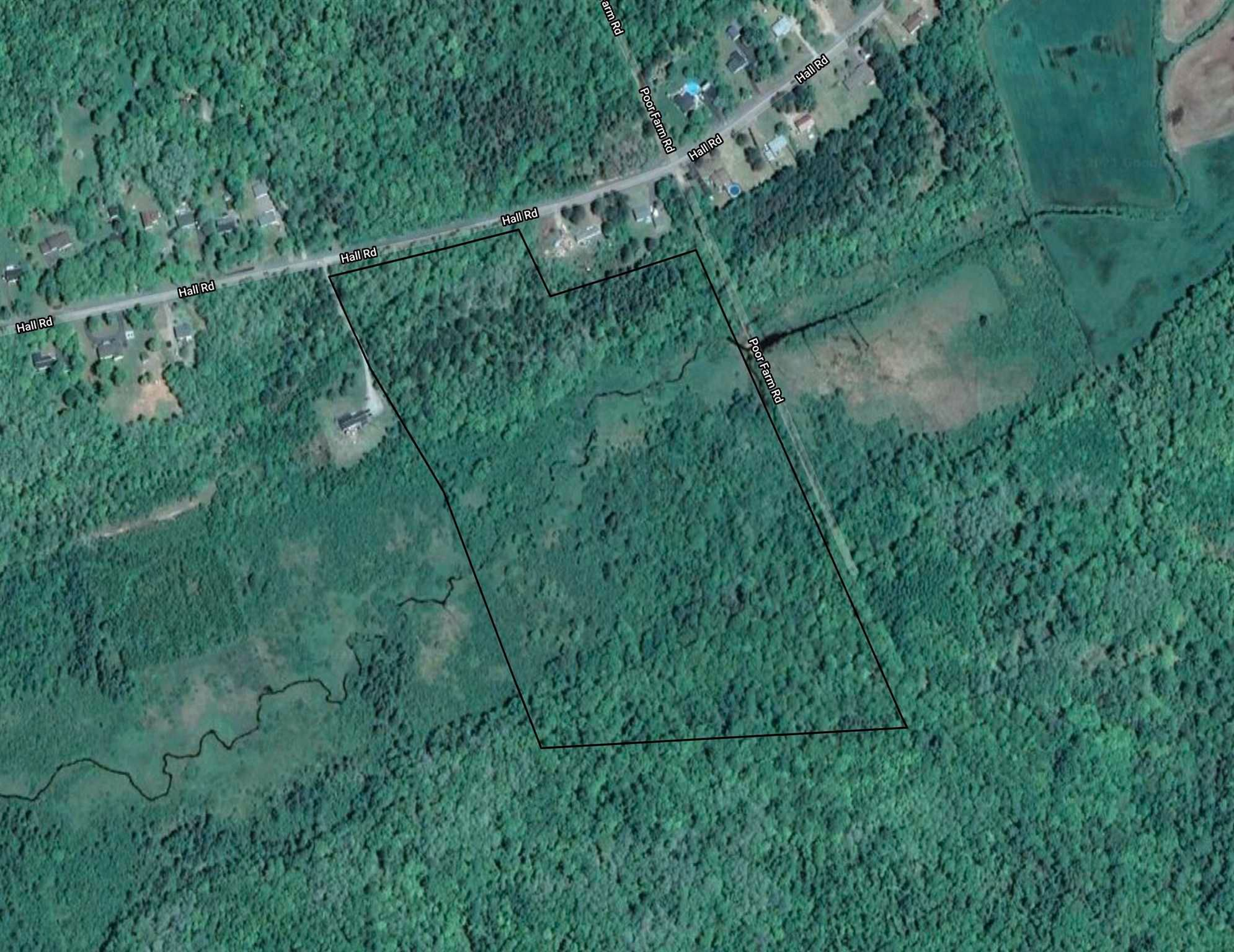 Main Photo: Lot Hall Road in South Greenwood: 404-Kings County Vacant Land for sale (Annapolis Valley)  : MLS®# 202110363