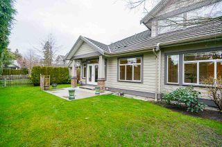 "Photo 34: 41 5688 152 Street in Surrey: Sullivan Station Townhouse for sale in ""Sullivan Gate"" : MLS®# R2533499"