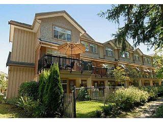 "Photo 18: 17 15151 34TH Avenue in Surrey: Morgan Creek Townhouse for sale in ""Sereno"" (South Surrey White Rock)  : MLS®# F1449064"