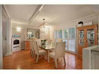 """Photo 4: 1449 MCRAE AV in Vancouver: Shaughnessy Townhouse for sale in """"McRae Mews"""" (Vancouver West)  : MLS®# V1010642"""