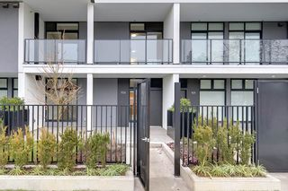 """Photo 16: 102 5080 QUEBEC Street in Vancouver: Main Townhouse for sale in """"EASTPARK - QUEBEC"""" (Vancouver East)  : MLS®# R2230422"""