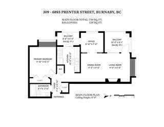 "Photo 20: 309 6893 PRENTER Street in Burnaby: Highgate Condo for sale in ""Ventura"" (Burnaby South)  : MLS®# R2568746"
