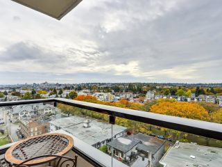 """Photo 10: 1203 2370 W 2ND Avenue in Vancouver: Kitsilano Condo for sale in """"Century House"""" (Vancouver West)  : MLS®# R2625457"""