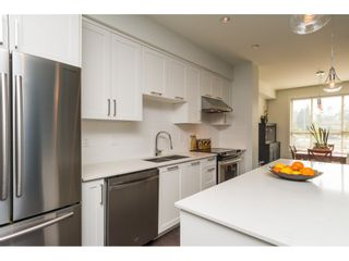 """Photo 7: 21 1708 KING GEORGE Boulevard in Surrey: King George Corridor Townhouse for sale in """"The George"""" (South Surrey White Rock)  : MLS®# R2196864"""