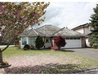 """Photo 1: 5017 CRESCENT Place in Ladner: Holly House for sale in """"CRESCENT ESTATES"""" : MLS®# V767445"""