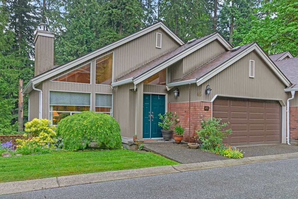 Main Photo: 46 4055 Indian River Drive in North Vancouver: Indian River Townhouse for sale : MLS®# R2370034