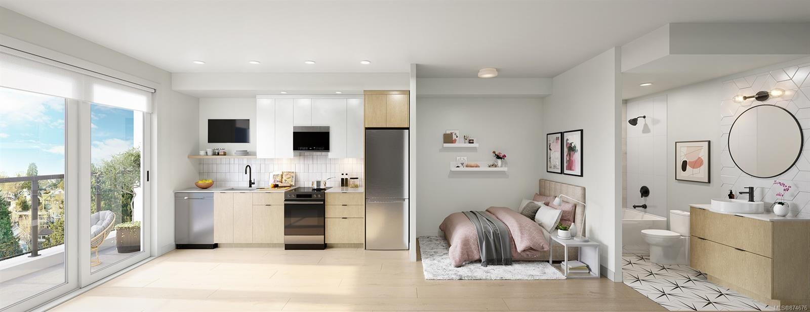 Main Photo: 306 1301 Hillside Ave in : Vi Oaklands Condo for sale (Victoria)  : MLS®# 874676