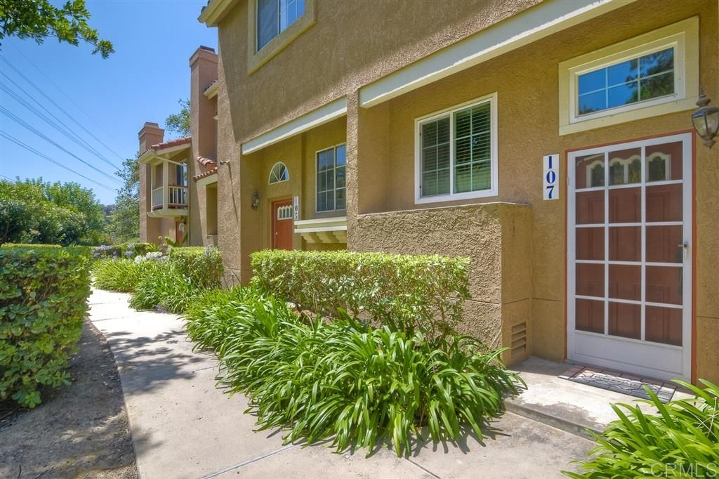 Main Photo: LA COSTA Condo for sale : 2 bedrooms : 7727 Caminito Monarca #107 in Carlsbad