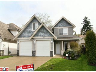 "Photo 1: 3158 COALMAN PL in Abbotsford: Aberdeen House for sale in ""STATION ROAD/ALDERGROVE"" : MLS®# F1110805"