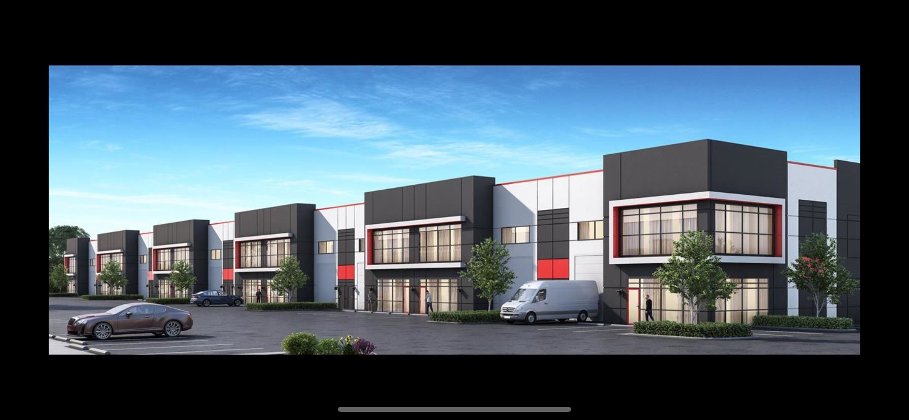 Main Photo: C115 6286 203 Street in Langley: Willoughby Heights Industrial for lease : MLS®# C8039705