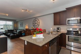 """Photo 4: 303 17712 57A Avenue in Surrey: Cloverdale BC Condo for sale in """"West on the Village Walk"""" (Cloverdale)  : MLS®# R2246954"""