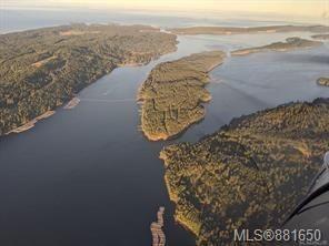 Main Photo: Lot 79 Sockeye Dr in : Isl Mudge Island Land for sale (Islands)  : MLS®# 881650