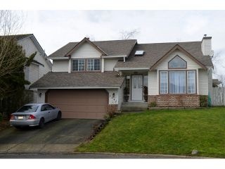 """Photo 1: 3291 NADEAU Place in Abbotsford: Abbotsford West House for sale in """"TOWLINE"""" : MLS®# F1432917"""