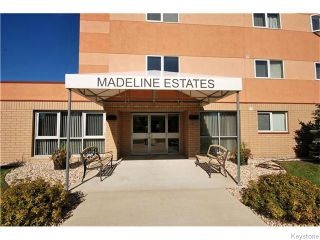 Photo 1: 403 Regent Avenue in WINNIPEG: Transcona Condominium for sale (North East Winnipeg)  : MLS®# 1526649
