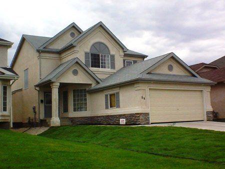 Main Photo: 89 Setterington Bay: Residential for sale (Whyte Ridge)  : MLS®# 2513081