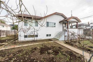 Photo 1: 22 MACDONALD Avenue in Burnaby: Vancouver Heights House for sale (Burnaby North)  : MLS®# R2337869