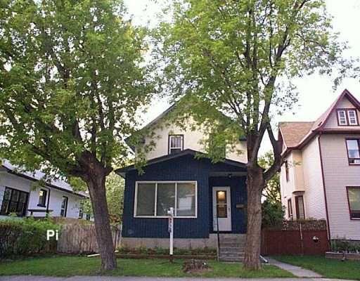 Main Photo: 518 TELFER Street South in Winnipeg: West End / Wolseley Single Family Detached for sale (West Winnipeg)  : MLS®# 2606951