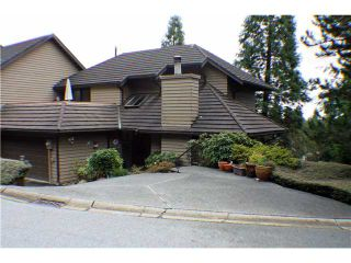 "Photo 1: 5715 OWL Court in North Vancouver: Grouse Woods Townhouse for sale in ""SPYGLASS HILLS"" : MLS®# V1003629"