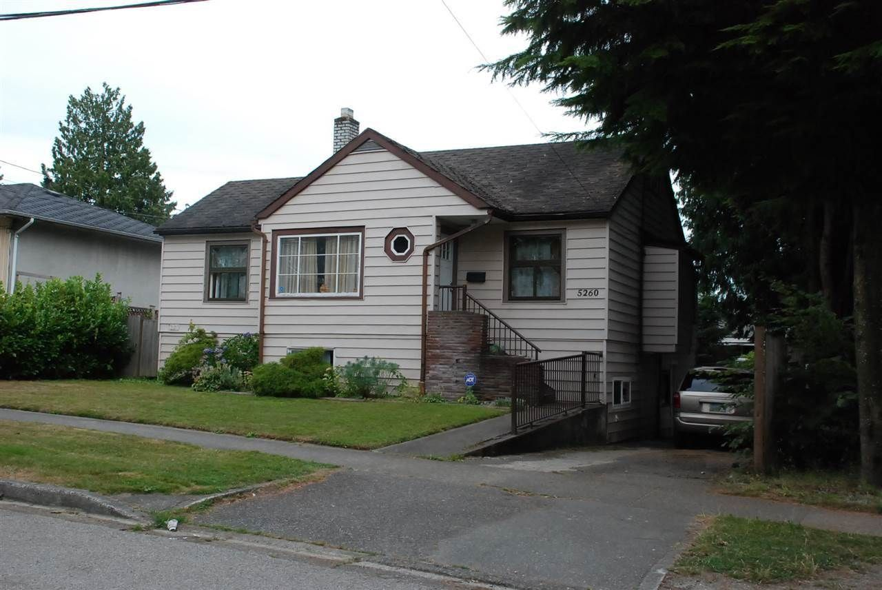 Main Photo: 5260 ABERDEEN Street in Vancouver: Collingwood VE House for sale (Vancouver East)  : MLS®# R2591520