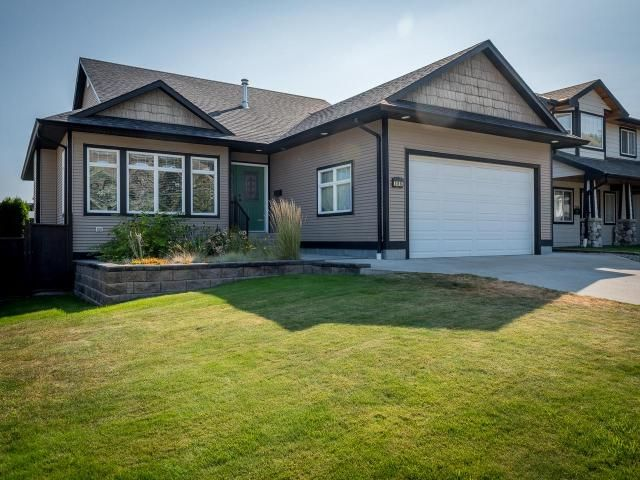 Main Photo: 206 O'CONNOR ROAD in Kamloops: Dallas House for sale : MLS®# 158511