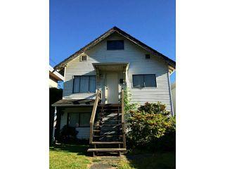 Photo 1: 3288 Waverley Avenue in Vancouver: Killarney VE House for sale (Vancouver East)  : MLS®# V1126812