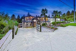 Main Photo: 1250 OTTABURN Road in West Vancouver: British Properties House for sale : MLS®# R2544641