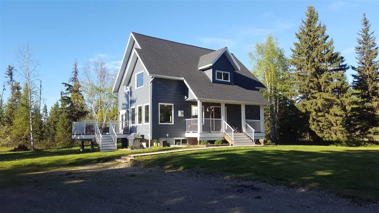 Main Photo: 15025 MIWORTH Road in Prince George: Miworth House for sale (PG Rural West (Zone 77))  : MLS®# R2066435