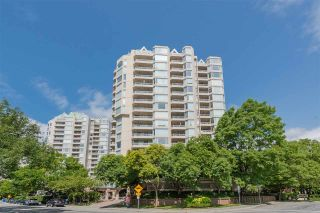 "Photo 1: 105 1045 QUAYSIDE Drive in New Westminster: Quay Condo for sale in ""QUAYSIDE TOWER 1"" : MLS®# R2392690"