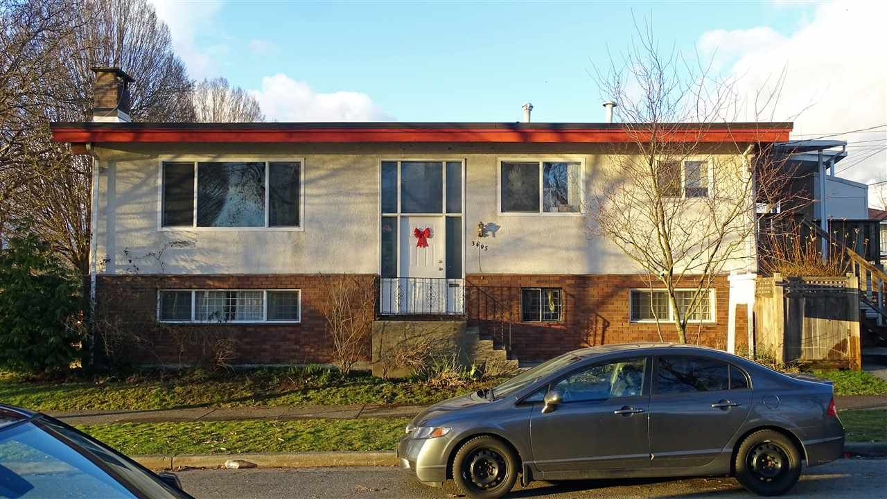 Photo 1: Photos: 3405 E GEORGIA Street in Vancouver: Renfrew VE House for sale (Vancouver East)  : MLS®# R2538744
