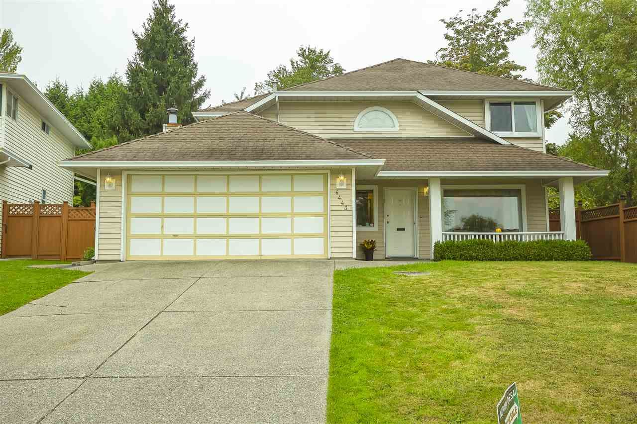 Main Photo: 6443 133A STREET in Surrey: West Newton House for sale : MLS®# R2499136