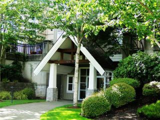 """Photo 1: 109 1438 PARKWAY Boulevard in Coquitlam: Westwood Plateau Condo for sale in """"MONTREUX"""" : MLS®# V910536"""